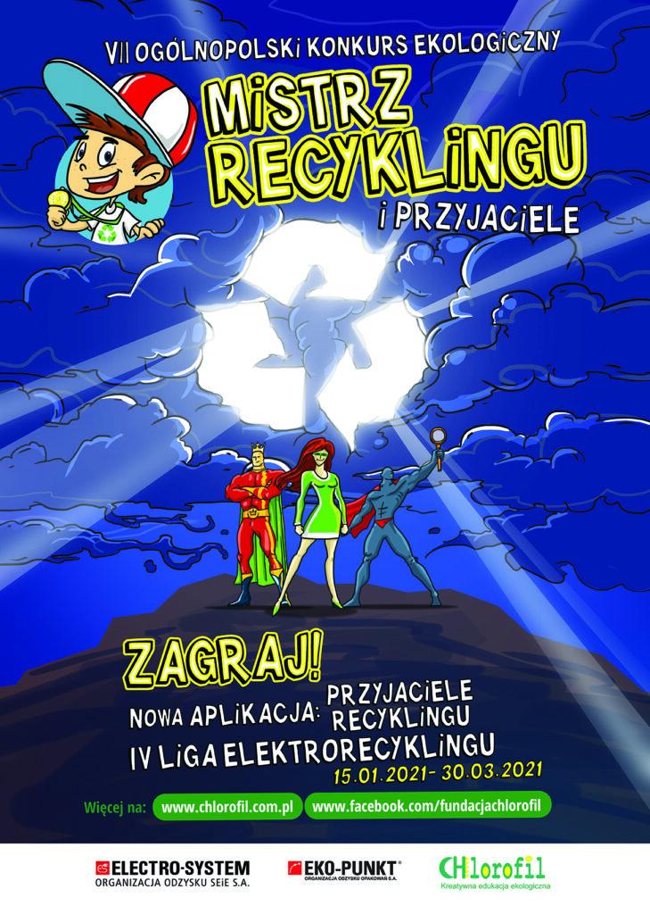 Zdjęcie numer 1 w artykule: VII edycja konkursu Mistrz Recyklingu…i przyjaciele